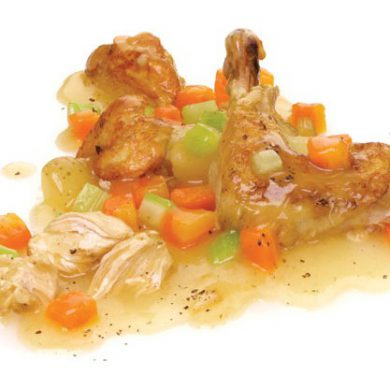 Grouse Fricot