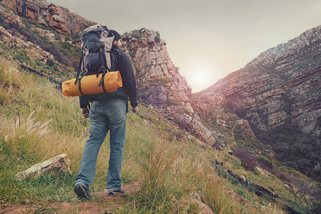 How to have a great hike-in camping trip