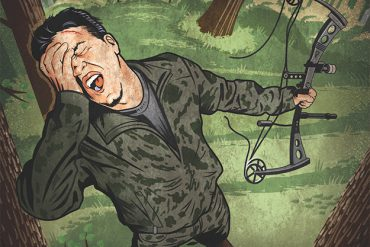 How not to injure yourself while bowhunting