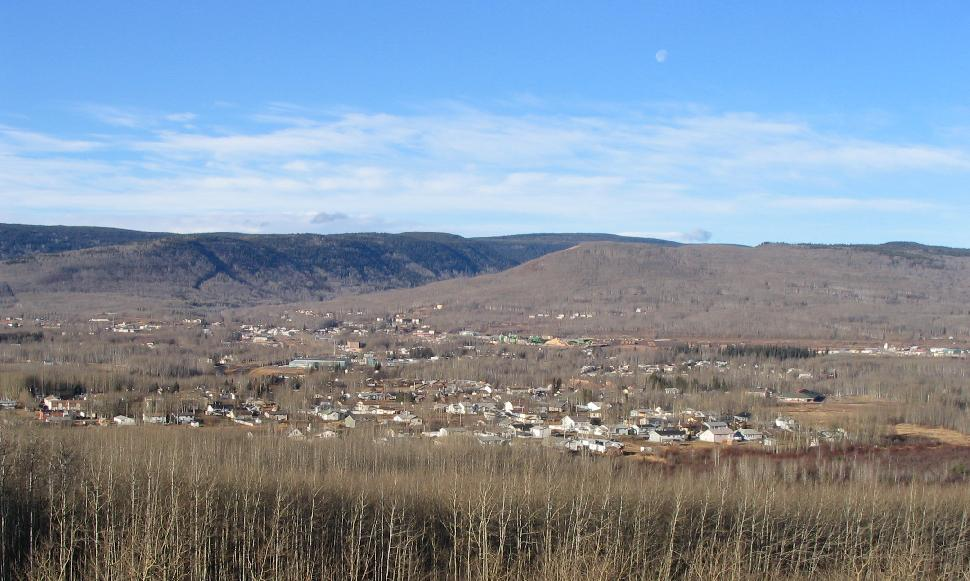 "Image Via ""Chetwynd BC townsite"" by Original uploader was Maclean25 at en.wikipedia - Originally from en.wikipedia; description page is/was here.. Licensed under Public domain via Wikimedia Commons - http://commons.wikimedia.org/wiki/File:Chetwynd_BC_townsite.jpg#m"