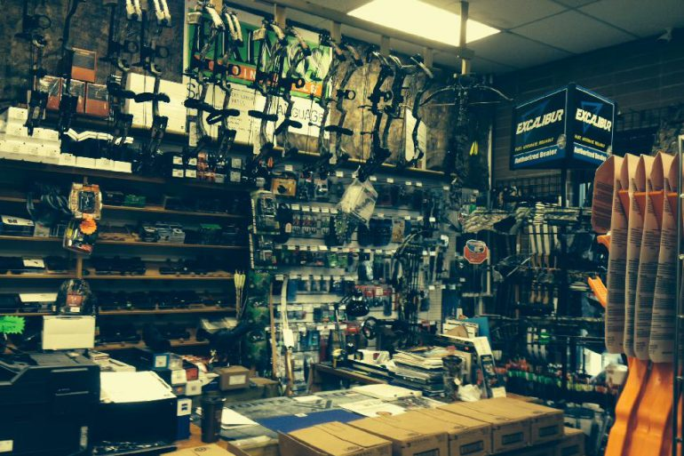 Archery Store