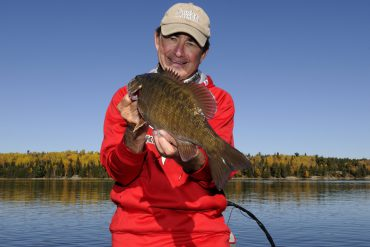 Gord Pyzer Smallmouth