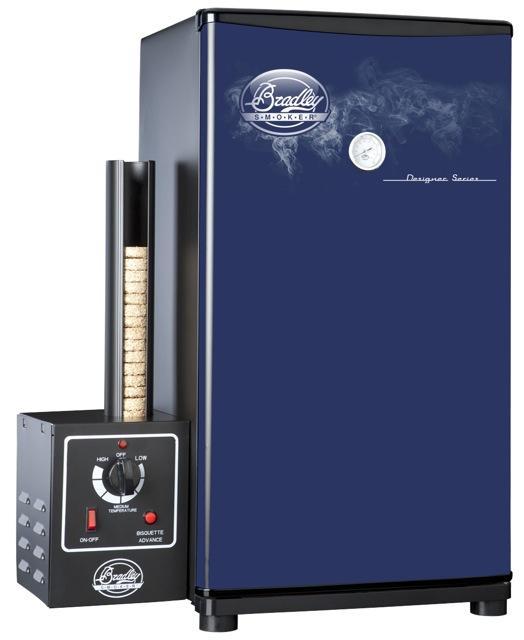 Original Blue Smoker