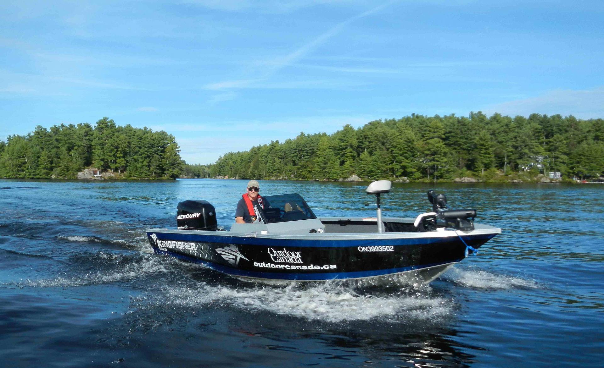 OC Boat