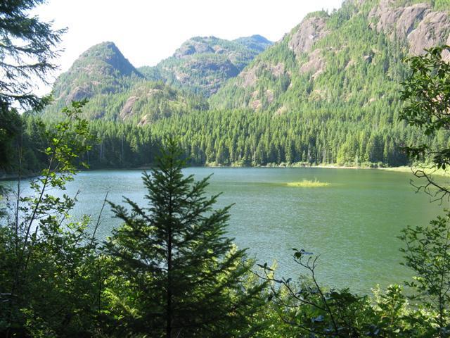 Darkis Lake