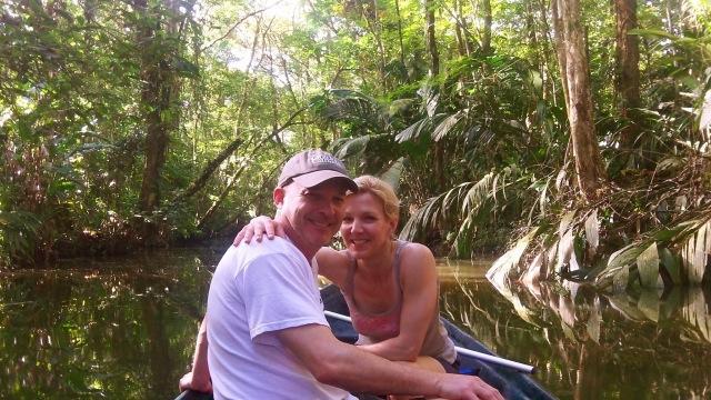 Jungle couple
