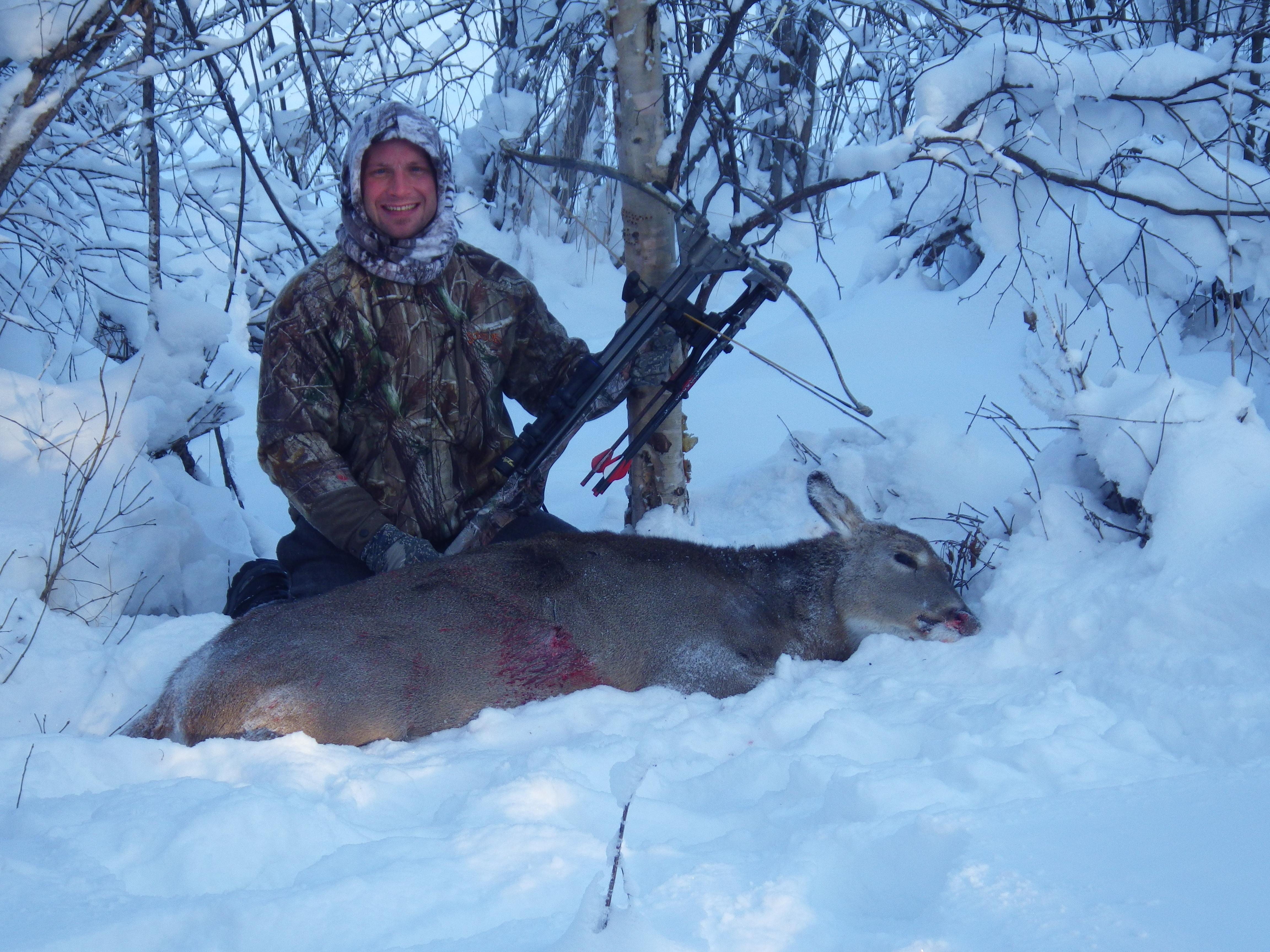 Hunter success