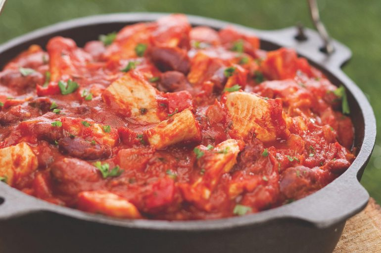 Pike chili: A recipe to spice up your spring