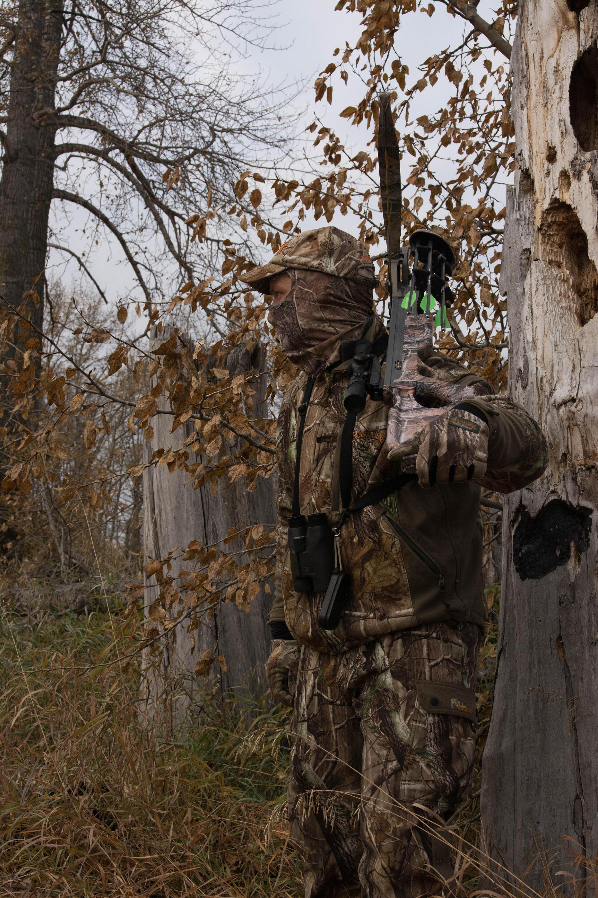 Crossbows should be treated like rifles in the field.