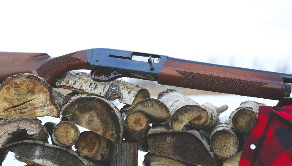 The Winchester Super X1 shotgun