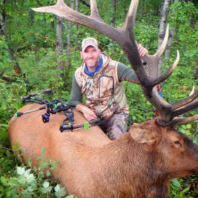 Pro secrets for bowhunting early-season elk