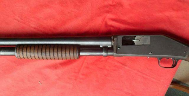Marlin 12-gauge pump shotgun