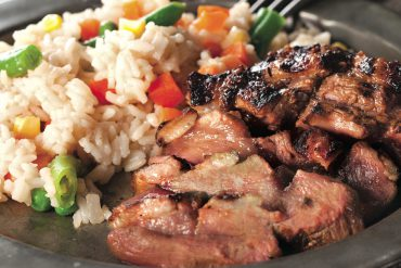 Duck delight: A spicy taste of the Far East