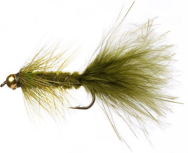 Bead-Head Woolly Bugger