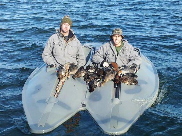 Big ducks