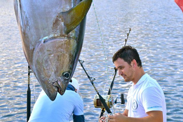 Big Game Fishing Tournament