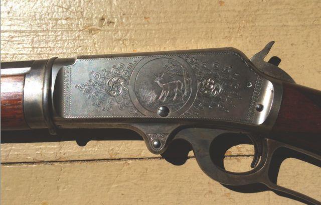 .38-55-calibre Marlin 1893 (serial #294953)