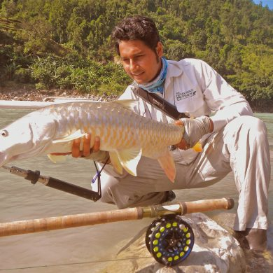 Via Mahseer Fly Fishing