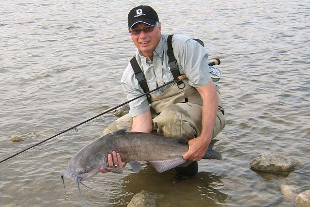 Looking For A Challenge How About Tackling Monster Channel Catfish