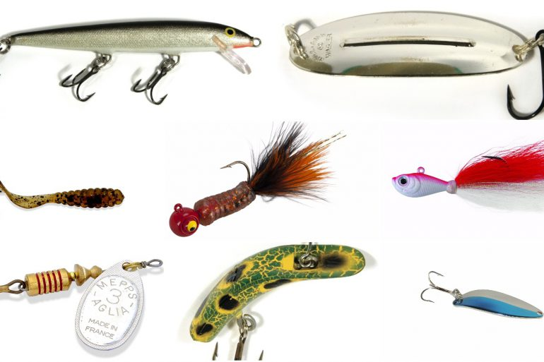 Canada's 11 all-time top lures for brookies, browns, cutthroats, lakers and rainbows