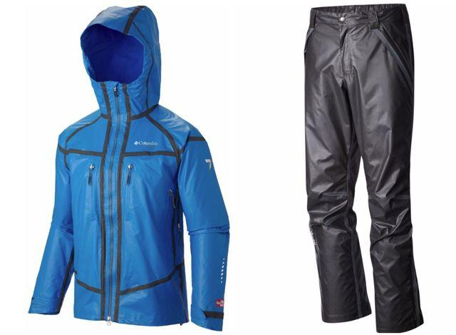 Outdry Ex Platinum Tech Shell Jacket and Outdry Ex Gold Pant