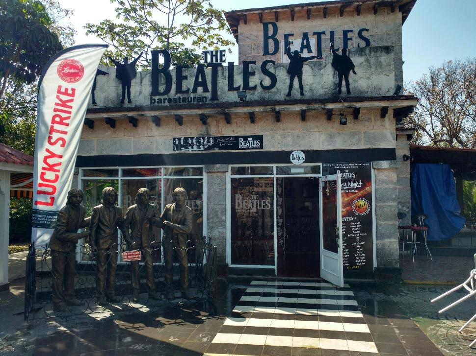 The Beatles Bar