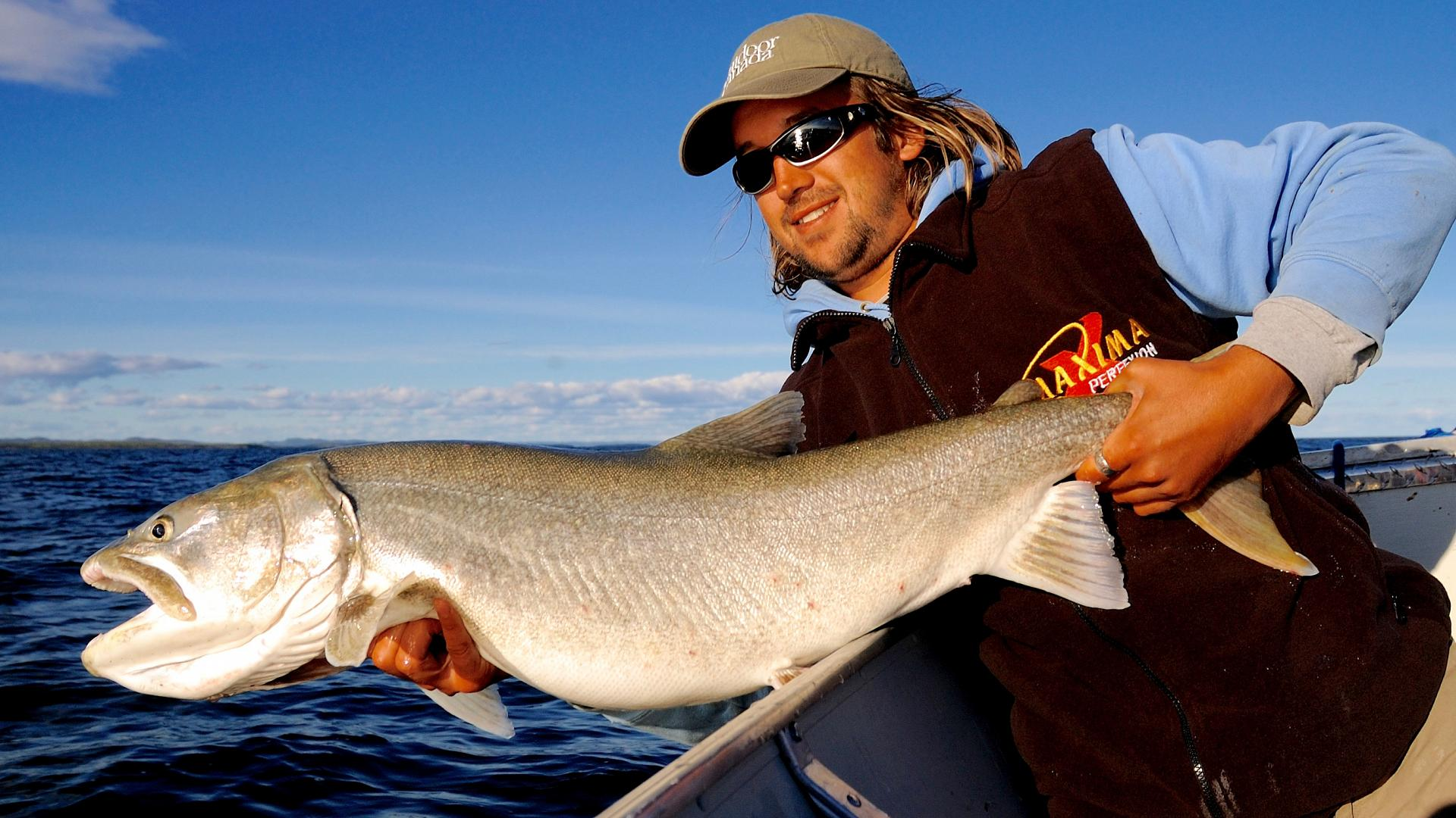 Going after summer lake trout? Put away the trolling gear
