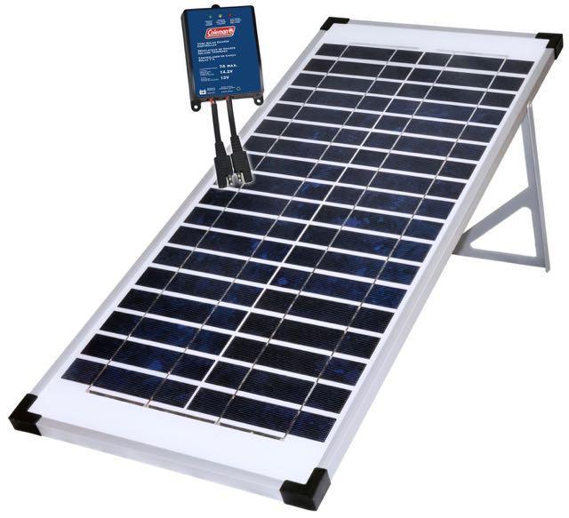 Coleman 40W Folding Solar Panel Kit