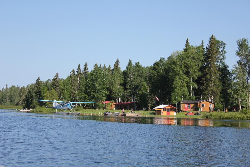 Buck Lake Wilderness Lodges