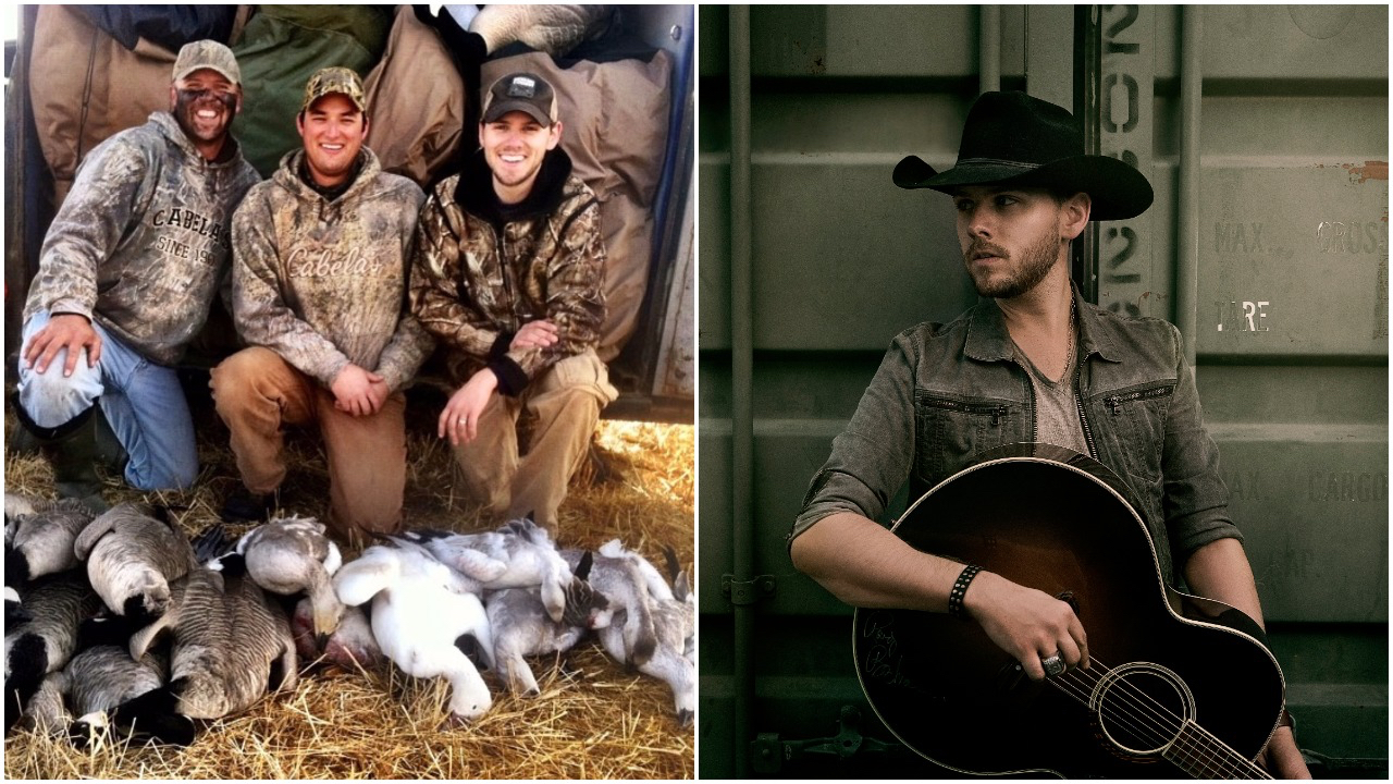 Canadian country music star Brett Kissel shares his top hunting tips