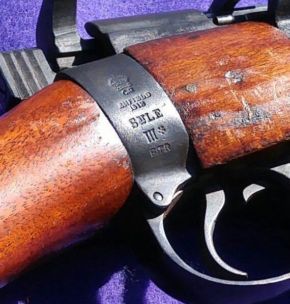 Short Magazine Lee-Enfield (SMLE) No. 1 Mk. III rifle