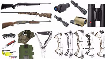 2016's best new hunting and bowhunting gear