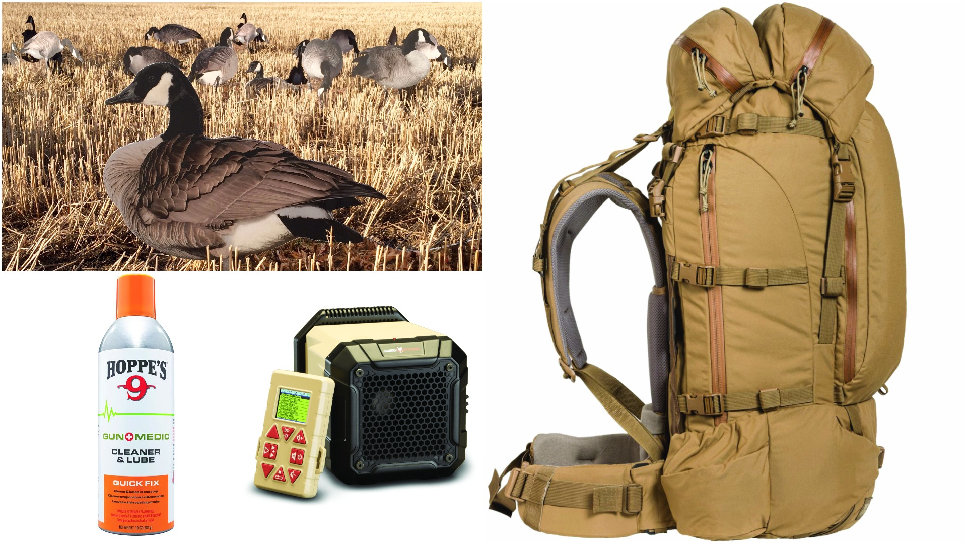 Even more awesome new hunting gear for the upcoming season