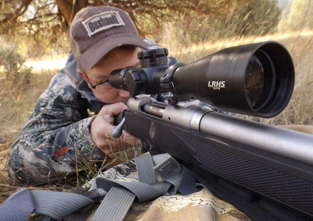 Bushnell's long-range riflescope is compatible with the Fusion's ranging data
