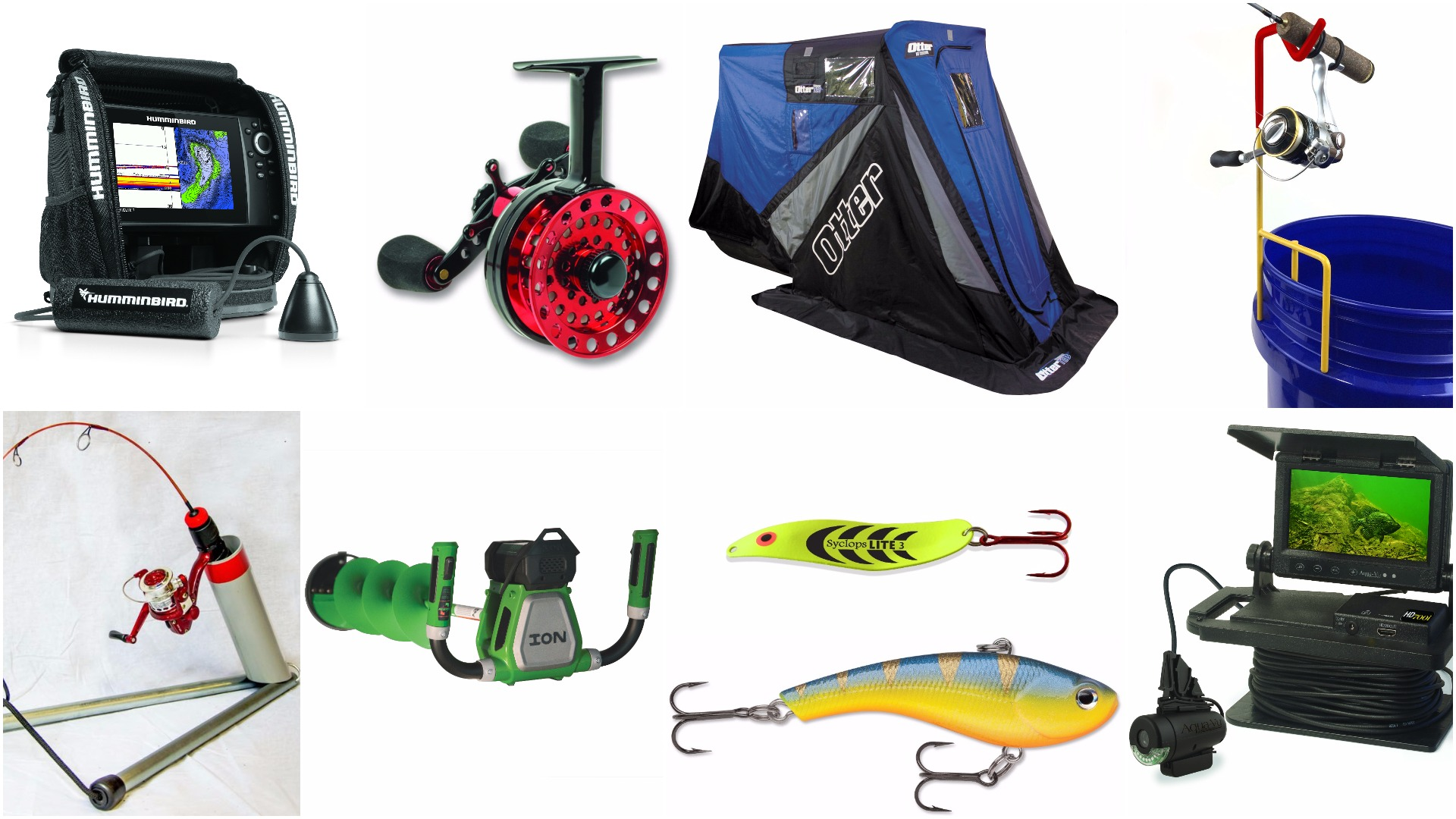The year's best new ice-fishing gear for Canadian anglers