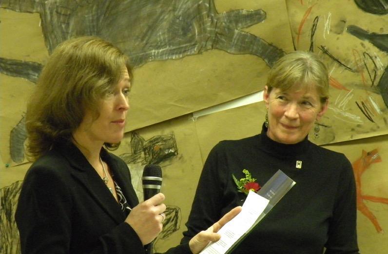 Ottawa's Joanne Saunders