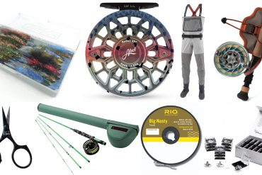 Tackle Week 2018: The Year's Hottest New Fly-fishing Gear