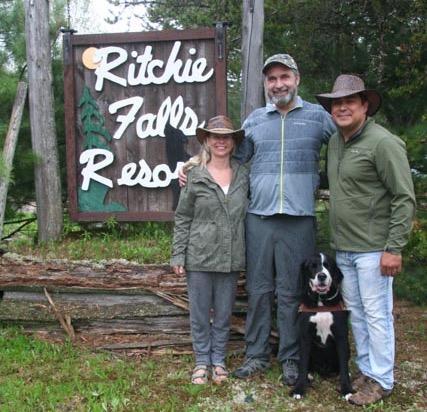 Ritchie Falls Resort