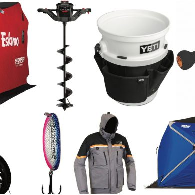 Ice-fishing Friday: 2018's hottest new gear for hardwater anglers