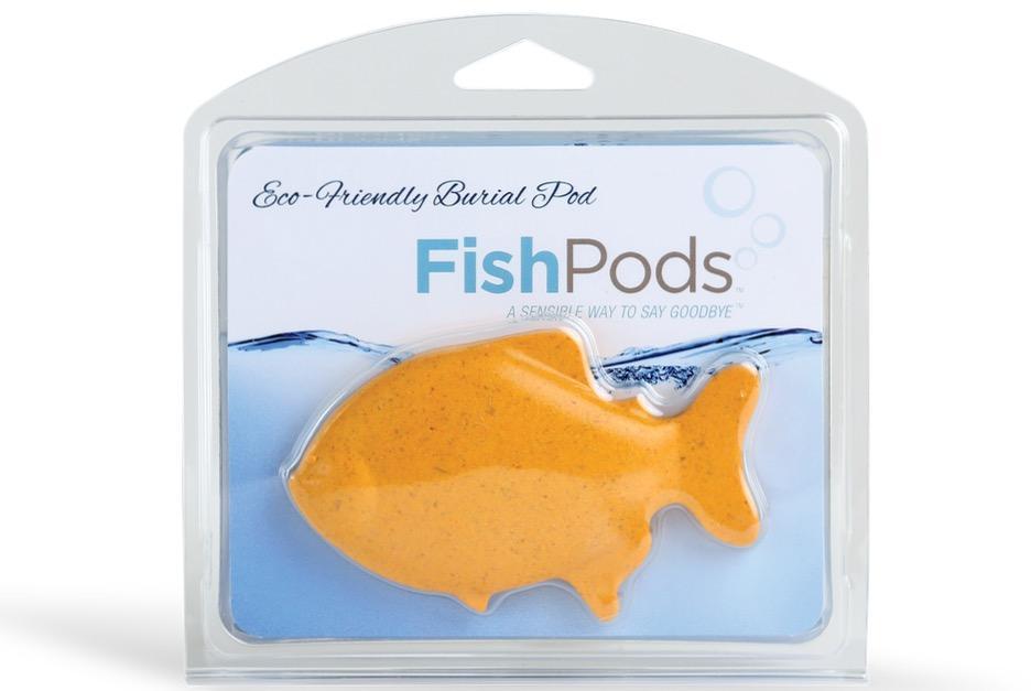 An alternative to dumping goldfish in the, er, toilet