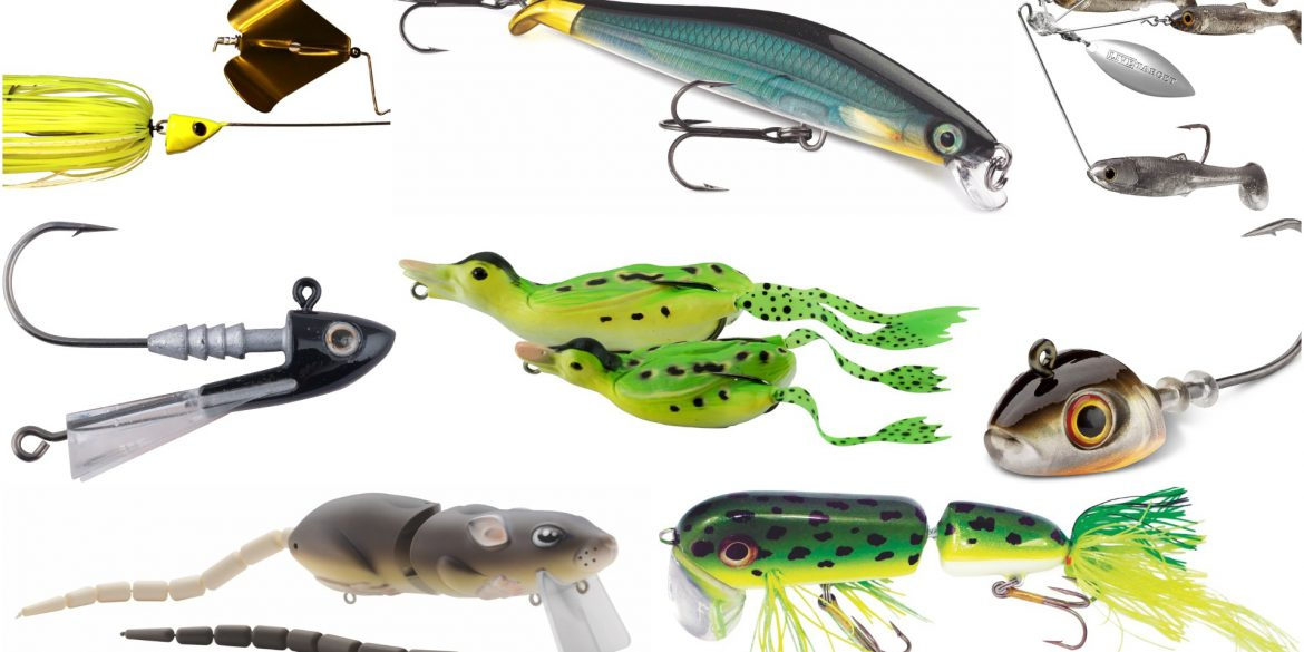 Tackle Week 2018: 14 new lures for walleye, bass, trout, muskies and more