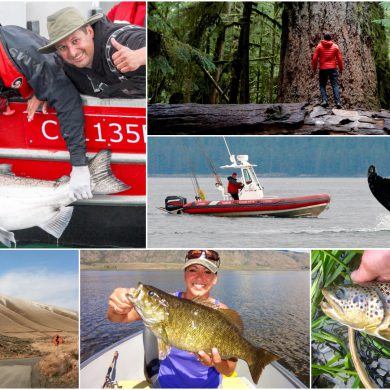 3 of the most naturally beautiful places to fish in British Columbia