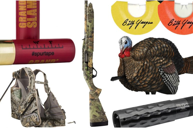 2018's best new gear for Canadian turkey hunters