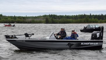 Heating up the action: How water temperature upsets the walleye apple cart