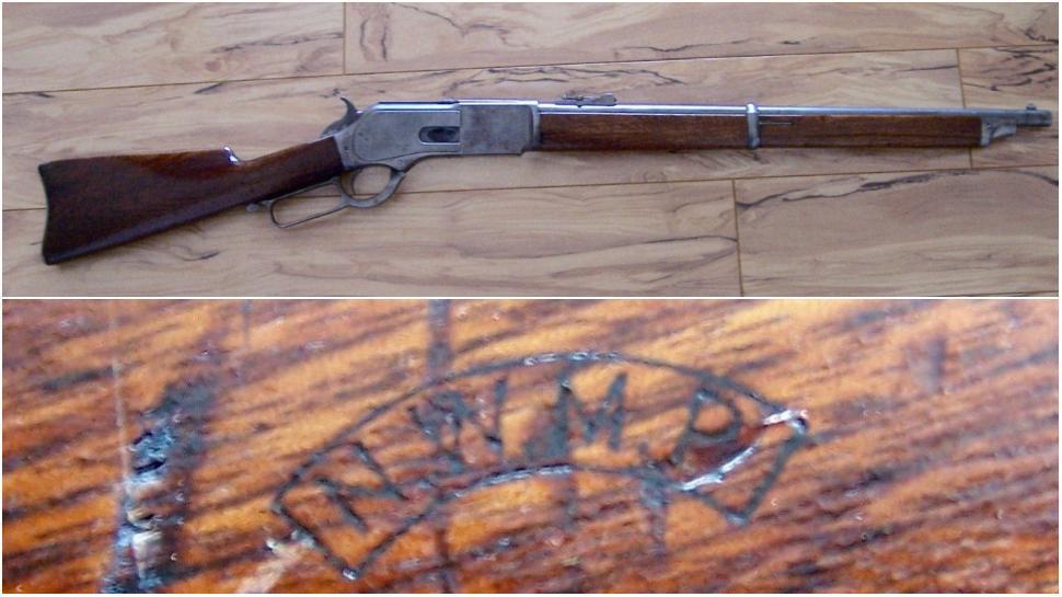 Winchester Model 76 in .45-75