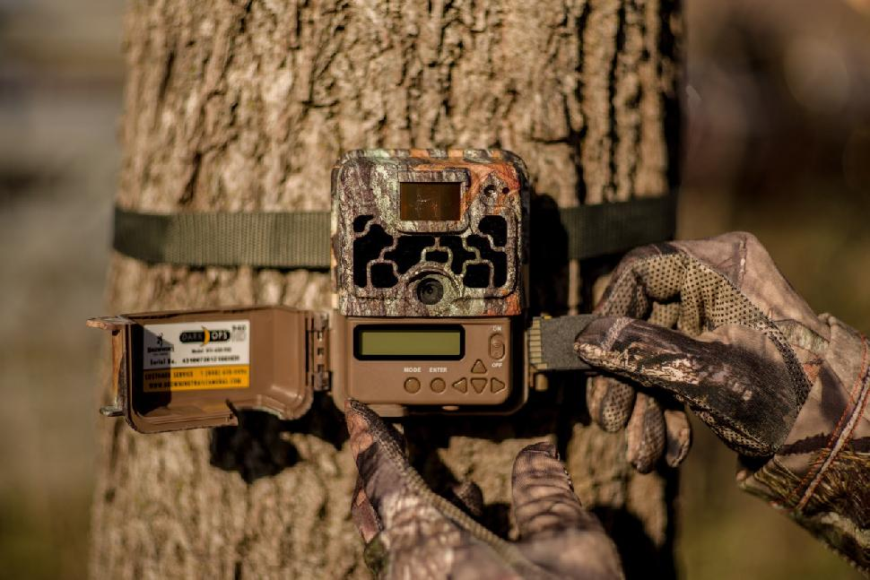 Credit: Howard Communications Trail cams can't beat scouting