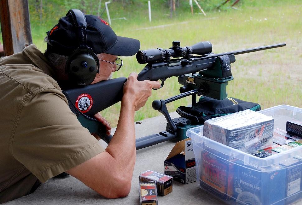 Credit: Mark Hoffman Both rifles cycled 10 shots flawlessly