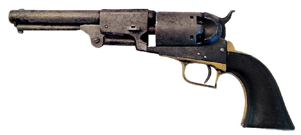 First Model Colt Dragoon
