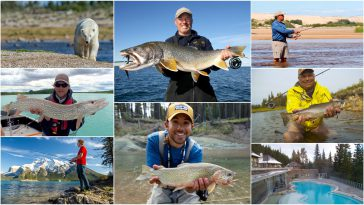 5 of Western Canada's most naturally spectacular fishing hot spots
