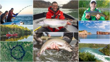 4 Ontario and Quebec fishing hot spots with one-of-a-kind scenery